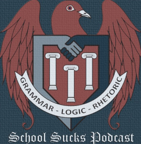STREAM AND DOWNLOAD SCHOOL SUCKS PODCAST FREE ON PIRATE RADIO
