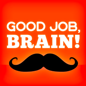 STREAM AND DOWNLOAD GOOD JOB, BRAIN! PODCAST FREE ON PIRATE RADIO