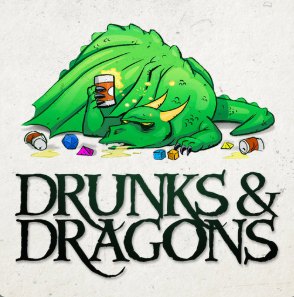 STREAM AND DOWNLOAD DRUNKS AND DRAGONS - DUNGEONS AND DRAGONS 5E ACTUAL PLAY PODCAST FREE ON PIRATE RADIO
