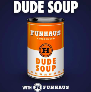 STREAM AND DOWNLOAD DUDE SOUP PODCAST FREE ON PIRATE RADIO