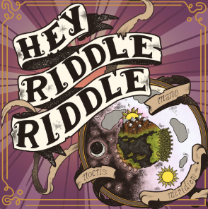 STREAM AND DOWNLOAD HEY RIDDLE RIDDLE PODCAST FREE ON PIRATE RADIO