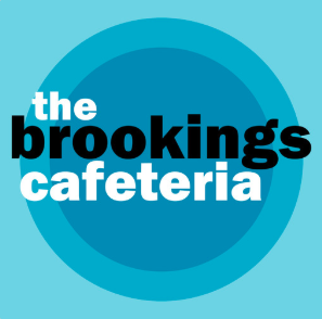 STREAM AND DOWNLOAD THE BROOKINGS CAFETERIA PODCAST FREE ON PIRATE RADIO