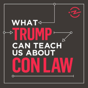 STREAM AND DOWNLOAD WHAT TRUMP CAN TEACH US ABOUT CON LAW PODCAST FREE ON PIRATE RADIO