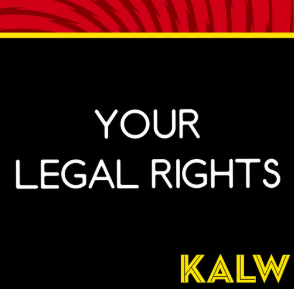STREAM AND DOWNLOAD YOUR LEGAL RIGHTS PODCAST FREE ON PIRATE RADIO