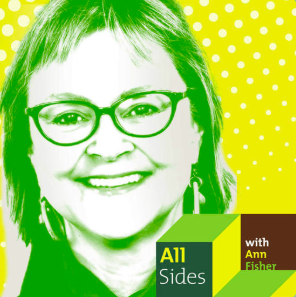 STREAM AND DOWNLOAD ALL SIDES WITH ANN FISHER PODCAST FREE ON PIRATE RADIO