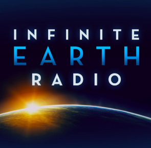 STREAM AND DOWNLOAD INFINITE EARTH RADIO PODCAST FREE ON PIRATE RADIO