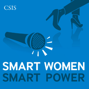 STREAM AND DOWNLOAD SMART WOMEN, SMART POWER PODCAST FREE ON PIRATE RADIO