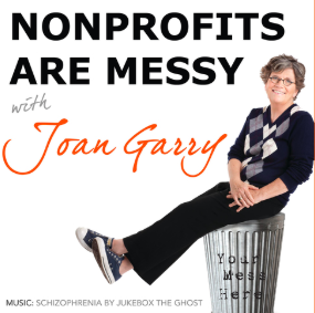 STREAM AND DOWNLOAD NONPROFITS ARE MESSY PODCAST FREE ON PIRATE RADIO