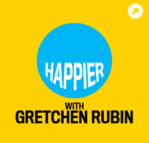 STREAM AND DOWNLOAD HAPPIER WITH GRETCHEN RUBIN PODCAST FREE ON PIRATE RADIO