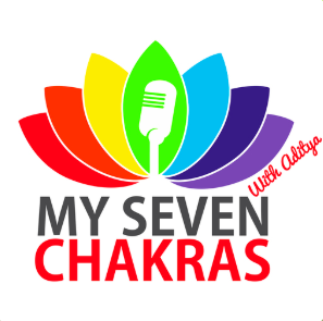 STREAM AND DOWNLOAD MY SEVEN CHAKRAS PODCAST FREE ON PIRATE RADIO