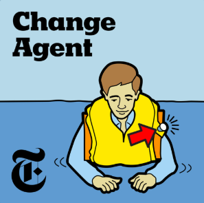 STREAM AND DOWNLOAD CHANGE AGENT PODCAST FREE ON PIRATE RADIO