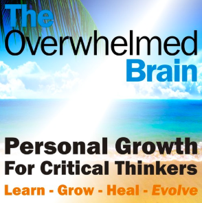 STREAM AND DOWNLOAD THE OVERWHELMED BRAIN PODCAST FREE ON PIRATE RADIO