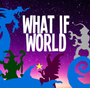 STREAM AND DOWNLOAD WHAT IF WORLD PODCAST FREE ON PIRATE RADIO