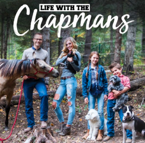 STREAM AND DOWNLOAD LIFE WITH THE CHAPMANS PODCAST FREE ON PIRATE RADIO