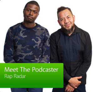STREAM AND DOWNLOAD RAP RADAR: MEET THE PODCASTER PODCAST FREE ON PIRATE RADIO