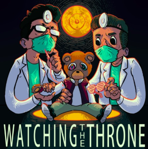 STREAM AND DOWNLOAD WATCHING THE THRONE: A LYRICAL ANALYSIS OF KANYE WEST PODCAST FREE ON PIRATE RADIO