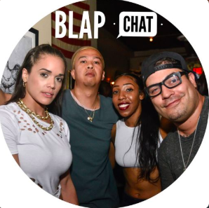 STREAM AND DOWNLOAD BLAPCHAT PODCAST FREE ON PIRATE RADIO