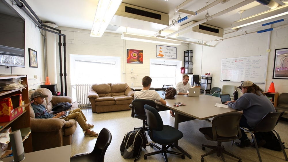 Space for student entrepreneurs opens in Thornton Hall - The opening of the only physical space on UVA's central grounds dedicated to entrepreneurial projects, not events. I designed this new type of space based on significant co-creation with active student entrepreneurs. Read Article >