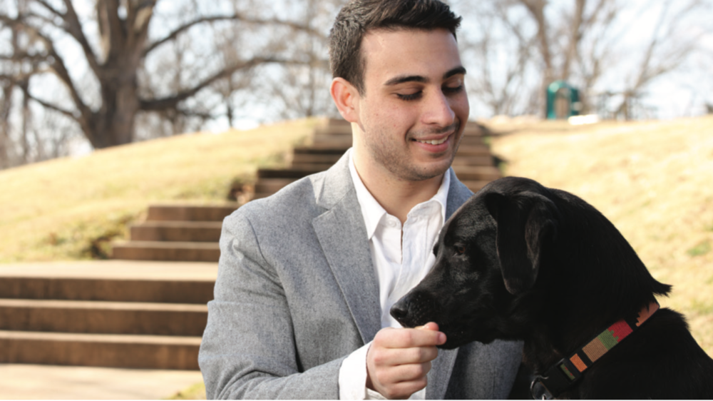 Kevin Eisenfrats: Making Sure All Pets Are Wanted - The first student technology entrepreneur I helped, which is now a fast growing startup back by Silicon Valley that is developing the future of male contraception. Read Article >