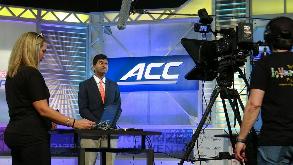 UVA Entrepreneurship Team Wins ACC Competition - The third year in a row that a UVA student entrepreneur that I've worked closely with wins in the ACC InVenture Prize. Read Article >