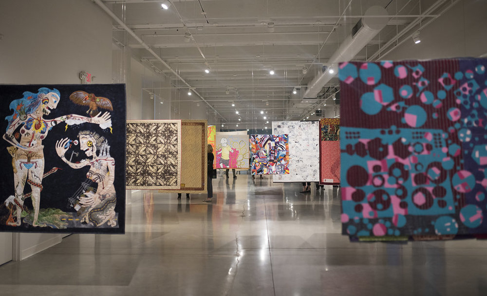 """""""Quilt National"""" at Foundry Art Center"""