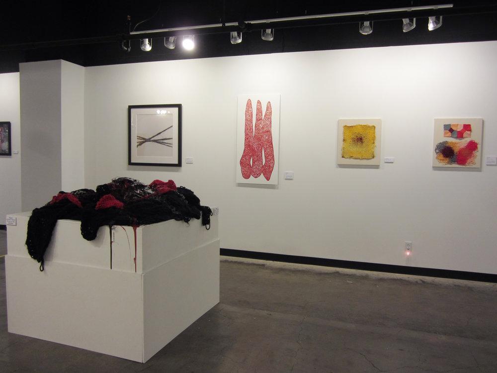 """""""Fiber Focus"""" exhibit at Art Saint Louis"""