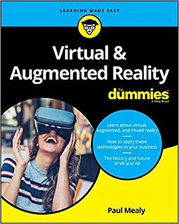 Virtual & Augmented Reality For Dummies     July 11, 2018