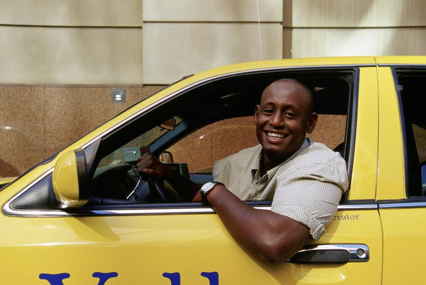 Alex - Taxi Driver in New York