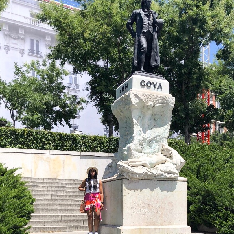 Francisco de Goya was a talented painter in Spain in the 18th Century and his artwork can be seen in Museo del Prado which is the main Spanish national art museum