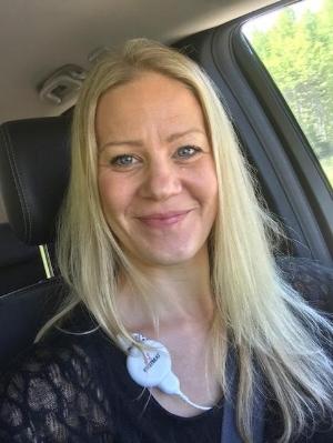 NCC:s Health Controller Merja Sirén