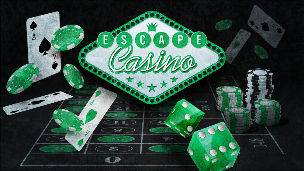 CASINO HEIST - Do you and your team have what it takes to break the codes, find the clues, solve the puzzles and escape the room with all the chips before your 60 minutes runs out?