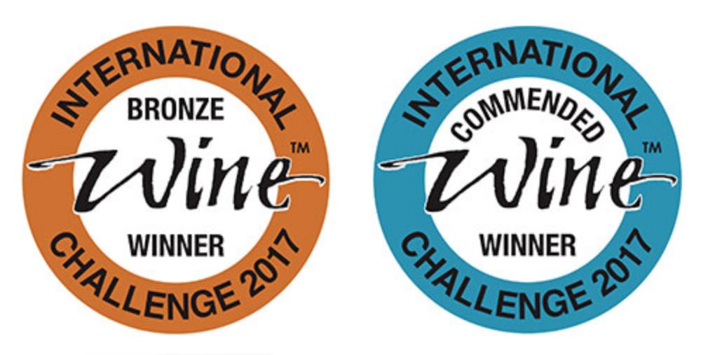 INTERNATIONAL WINE CHALLENGE - Bronze Medal Onepiò Lugana DOC 2015;Commendations for Onepiò Cabernet Sauvignon IGT 2011