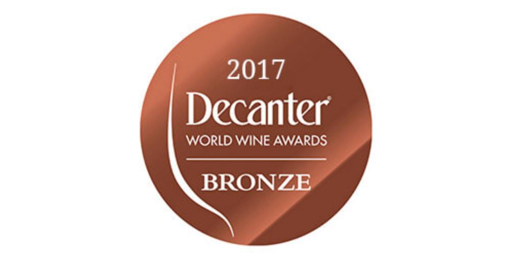 Decanter World Wine Awards BRONZE MEDAL - Bronze Medal for Onepiò Valpolicella Ripasso Classico Superiore DOC