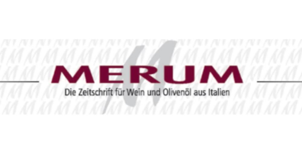 Merum - Onepiò Winery's been mentioned by Merum's magazine for Amarone della Valpolicella Classico DOC 2009 and Amarone della Valpolicella Classico DOCG 2010