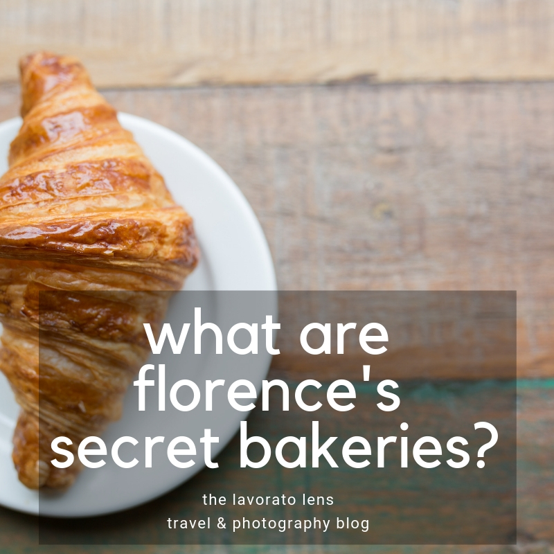 What are Florence's Secret Bakeries? | The Lavorato Lens