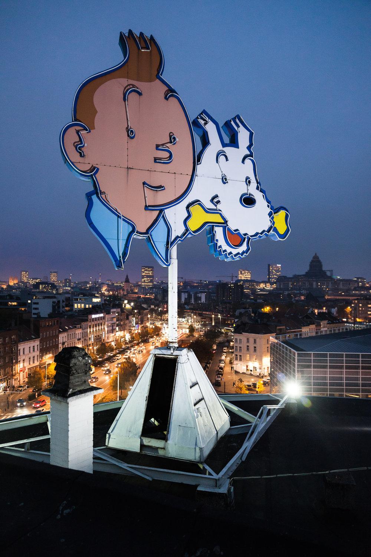 Brussels, Belgium - 2017