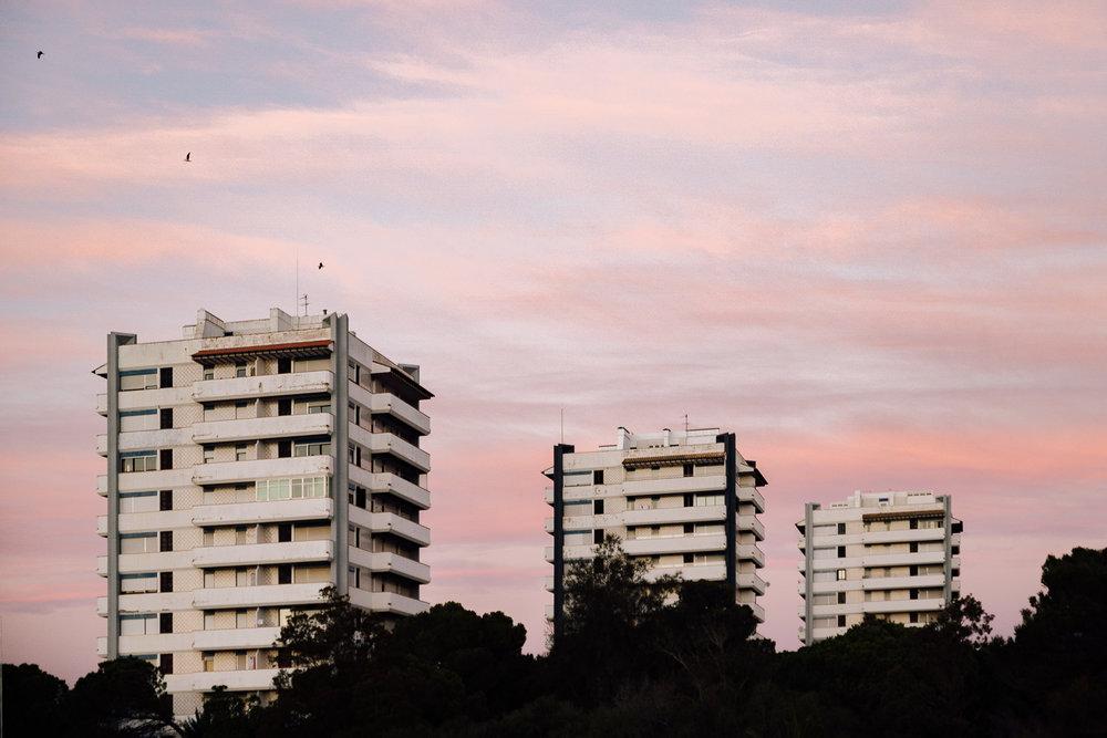 Alvor, Portugal - 2018