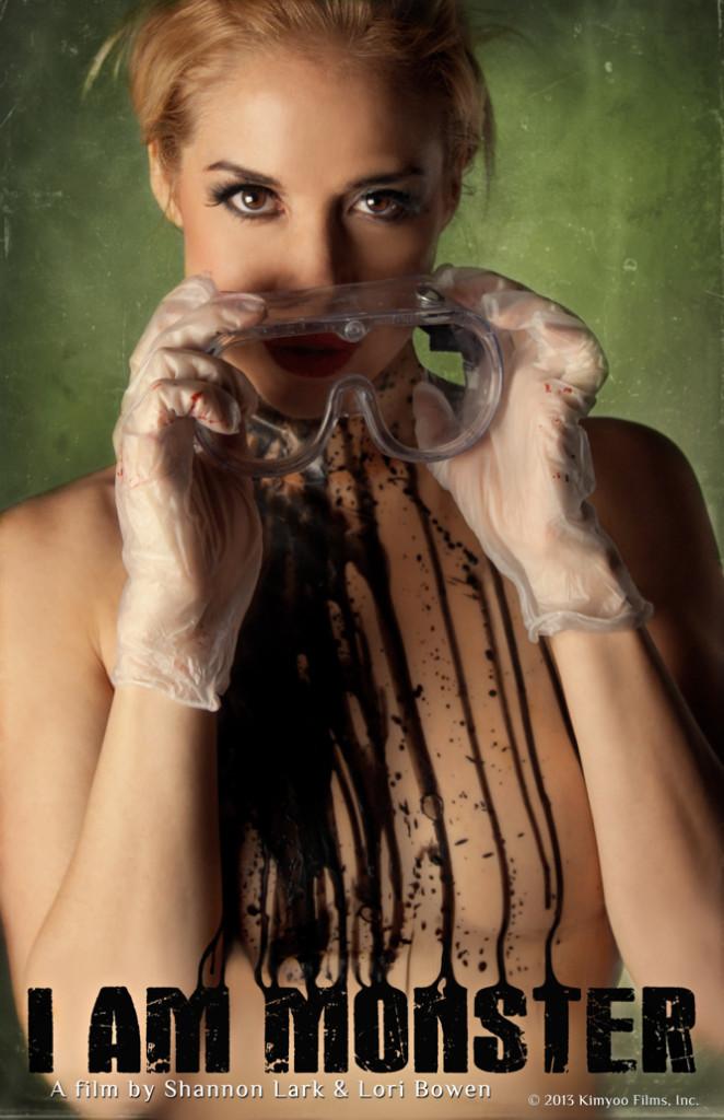 I am Monster poster - 1000px