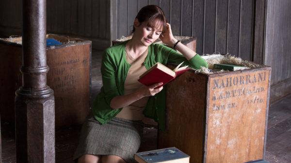 Emily Mortimer stars in  The Bookshop