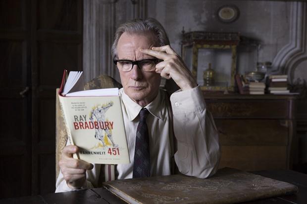 Bill Nighy in  The Bookshop