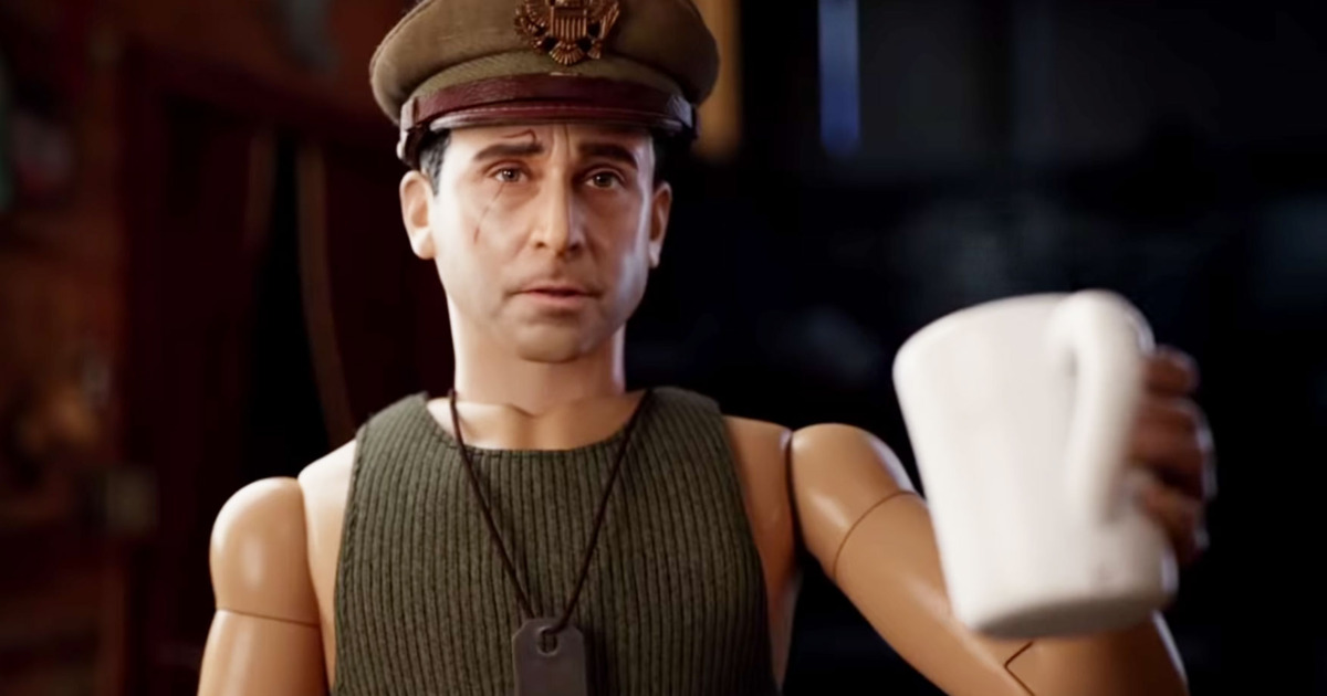 Welcome To Marwen Is An Inferior Telling Of A Fascinating Story Cinema76
