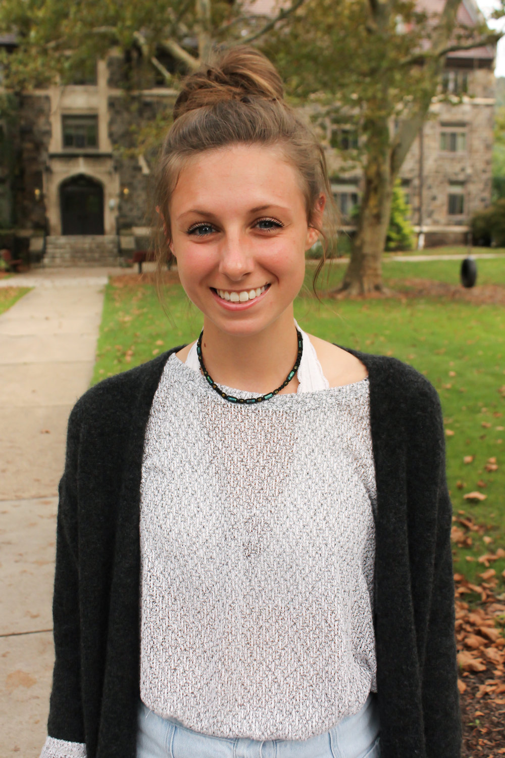 Megan Schoeneweis /Photo Editor - Megan Schoeneweis is a senior communication major, enduring a double emphasis in integrated media and visual communication, from Moon Township, Pennsylvania. Megan is a Geneva College student-athlete, so she gets to spend a bulk of her time playing the sport that she loves; which is soccer. In her spare time, she loves spending quality time with the people that mean the most to her while listening to live bands. Photography and videography have been a huge part of her life and she is extremely excited to give back to the Geneva College community through the position that she upholds for the Cabinet. She hopes to someday have her own family and serve others through the talents that God has blessed her with.