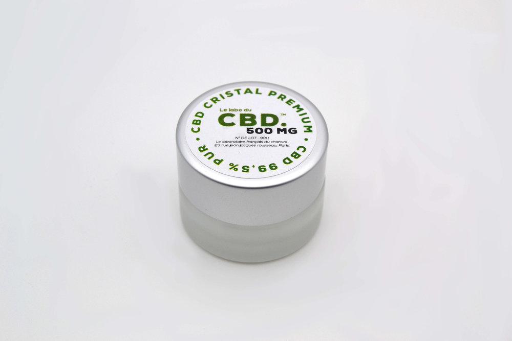 Copie de Cristal CBD