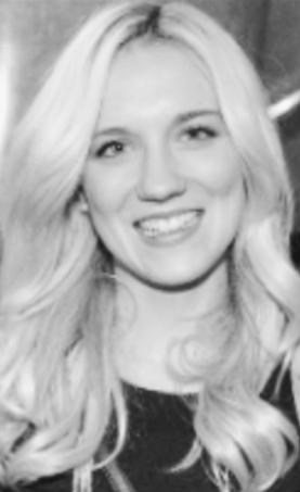 Sarah RObinson, Co-founder