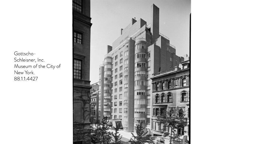 The Rockefeller Apartments -