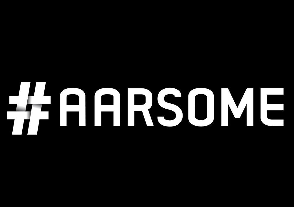 #AARSOME LOGO hvid på sort - jpg.jpg