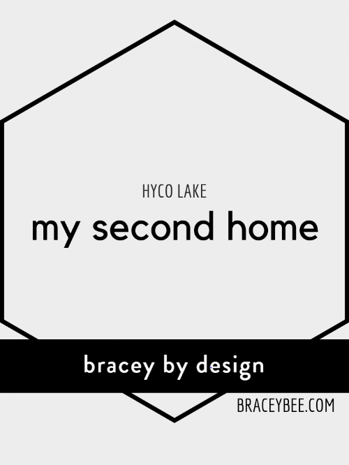 hyco lake - my second home