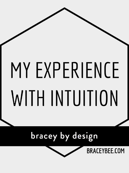 My Experience with Intuition