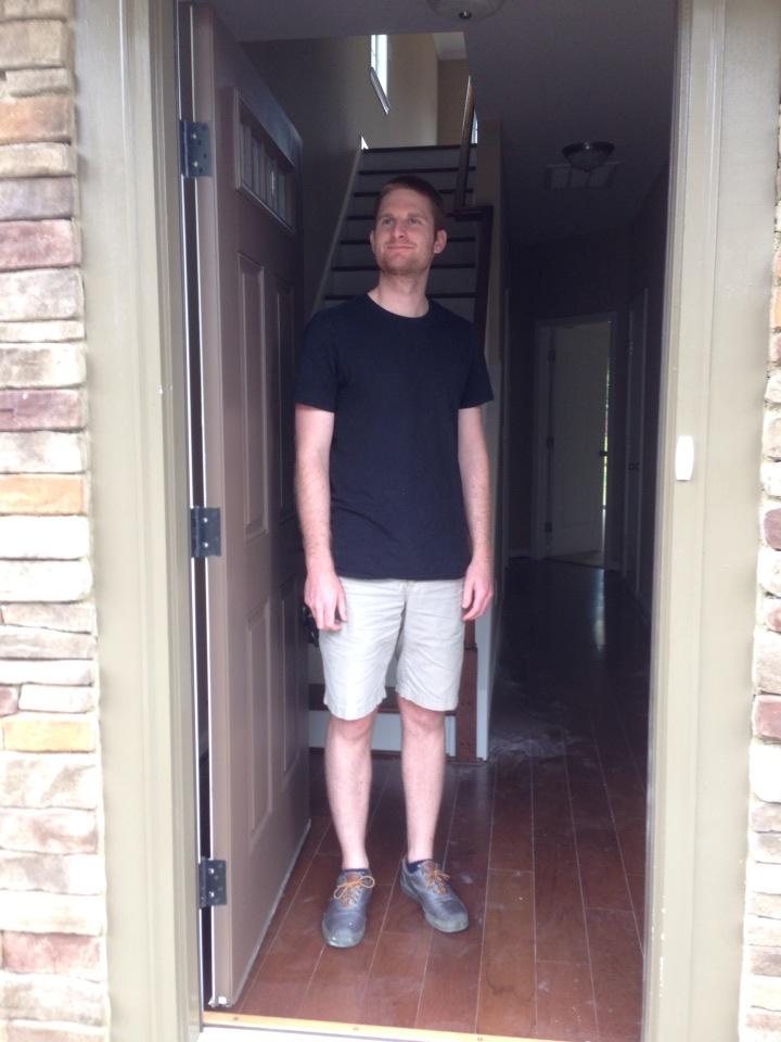 seb buys a house