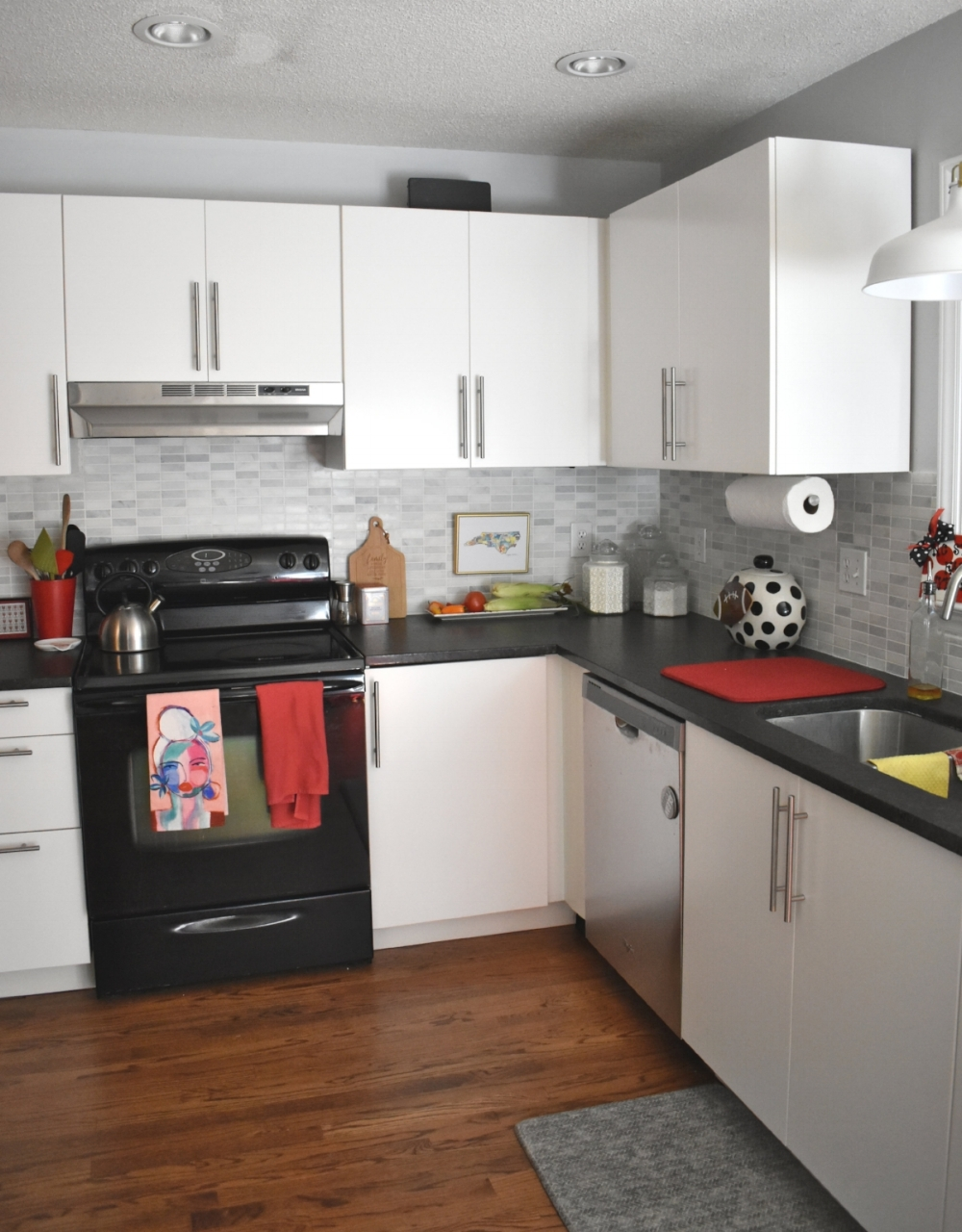 Bracey by Design - Kitchen Before and After